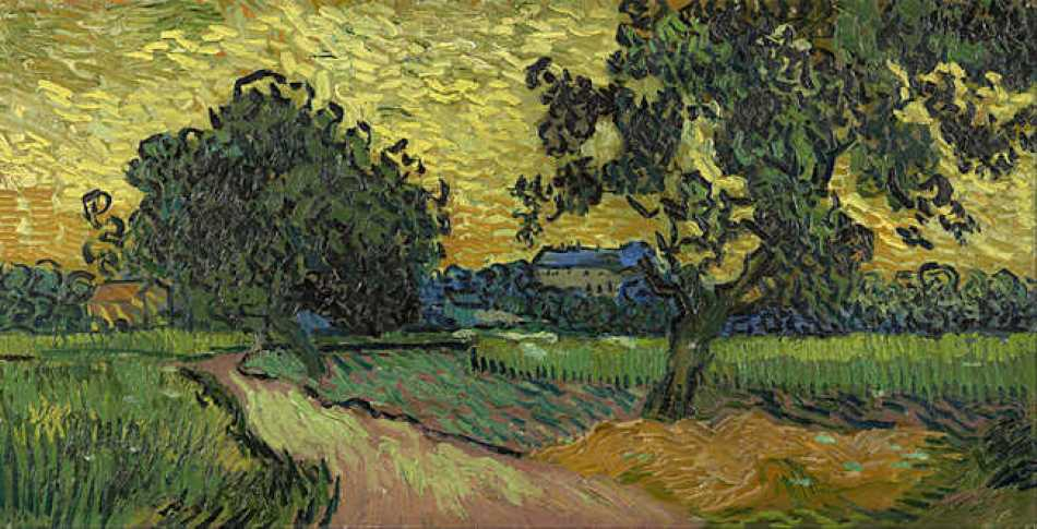 This Van Gogh is a great metaphor for the beauty of your business!