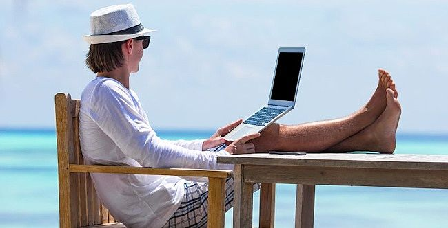 7 steps to getting new business when you re on holiday